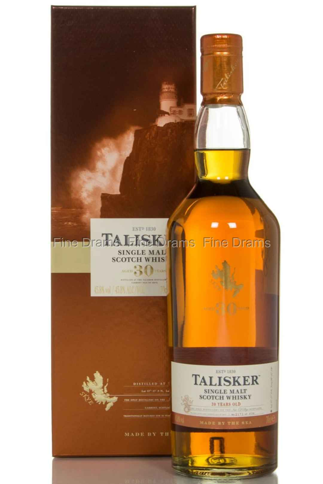 30 Yr Fixed Mortgage Rates: Talisker 30 Year Old Single Malt Scotch Whisky