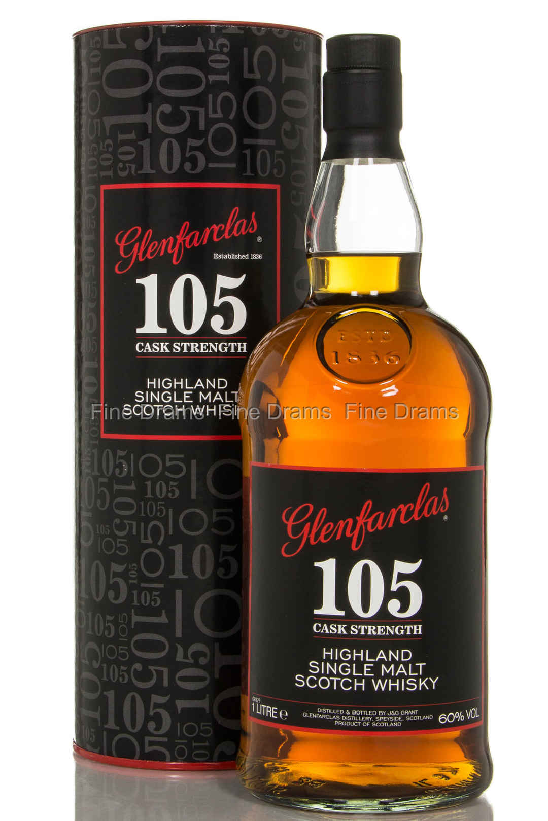 Glenfarclas 105 Whisky Cask Strength