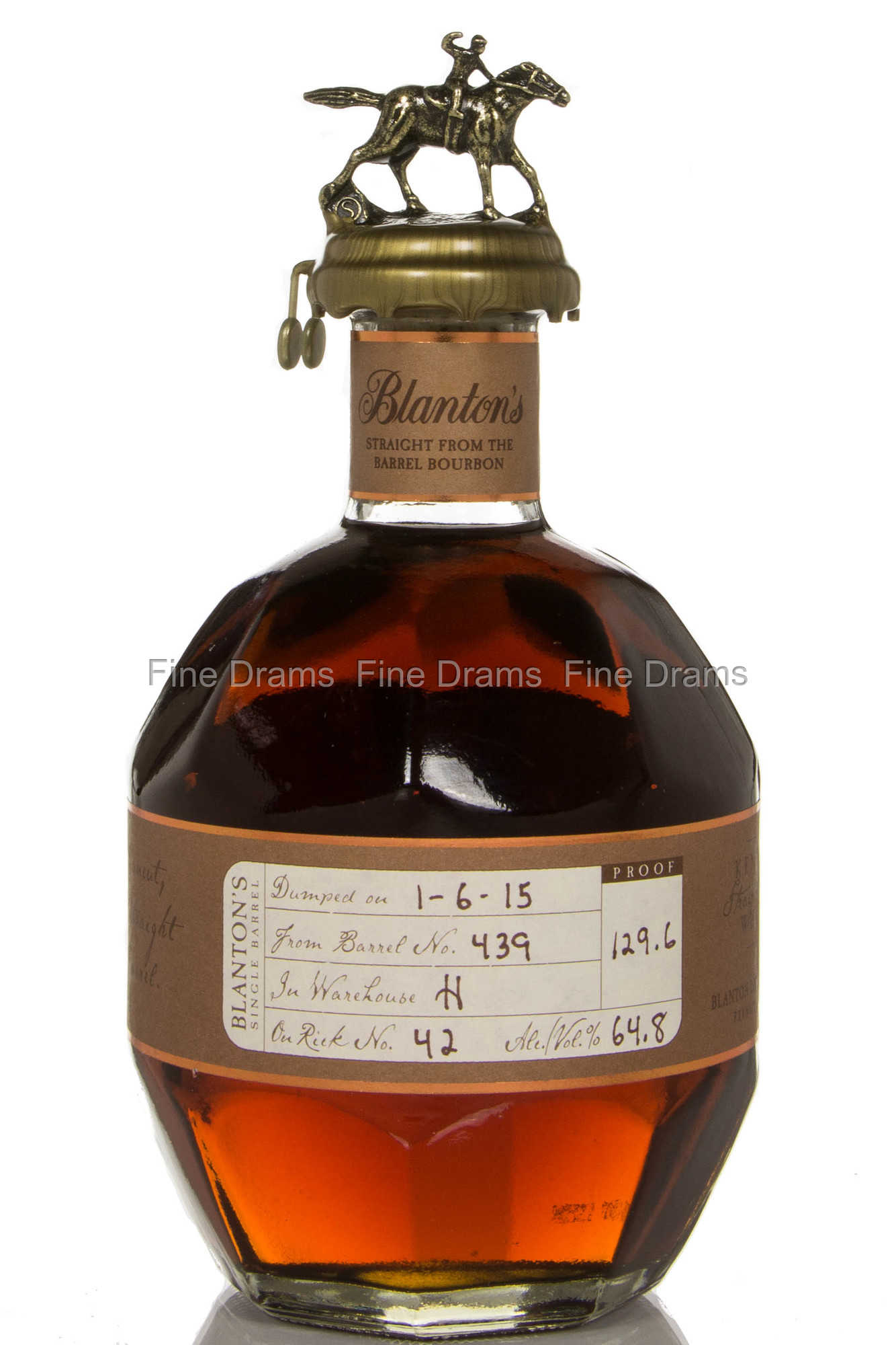 Straight From The Factory With Clint Black S Guitar: Blanton's Straight From The Barrel (Barrel #263) Single
