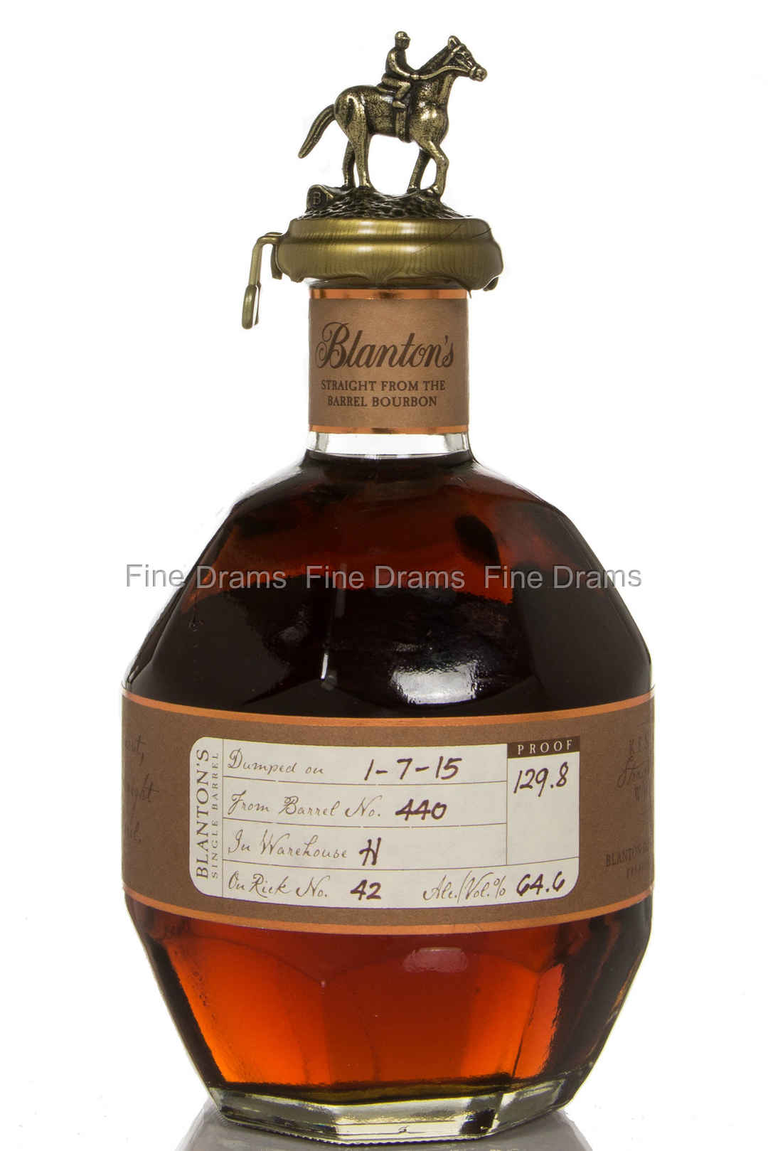Straight From The Factory With Clint Black S Guitar: Blanton's Straight From The Barrel (Barrel #366) Single