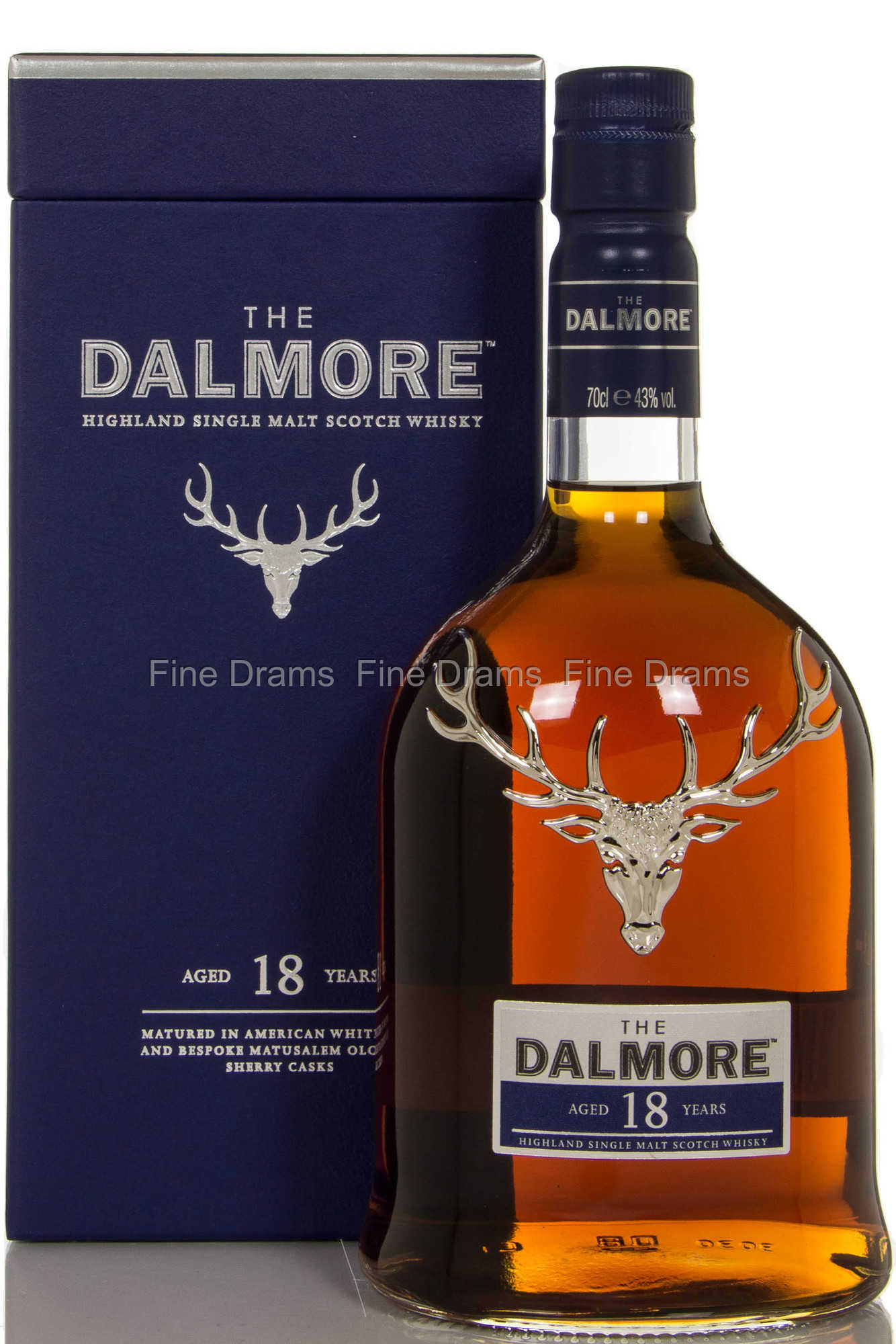 Dalmore 18 Year Old Scotch Single Malt Whisky