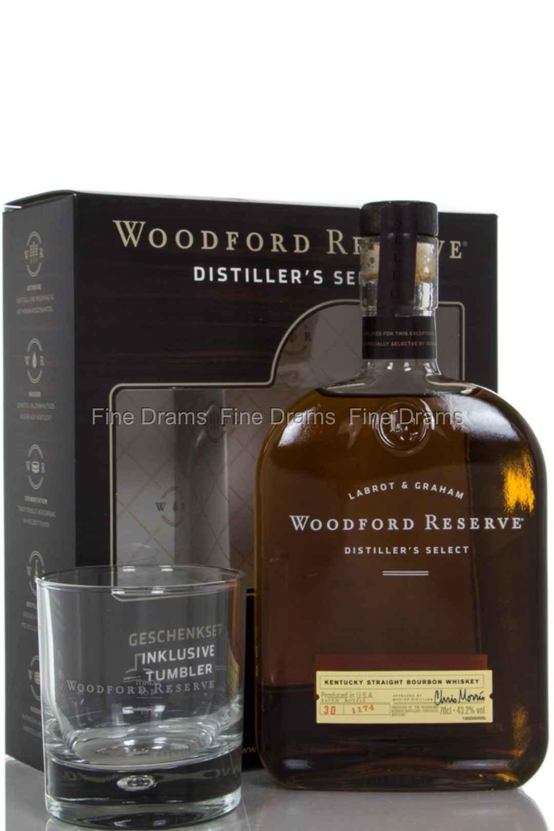 Faszinierend Woodford Galerie Von Reserve Gift Pack - 1 Glass