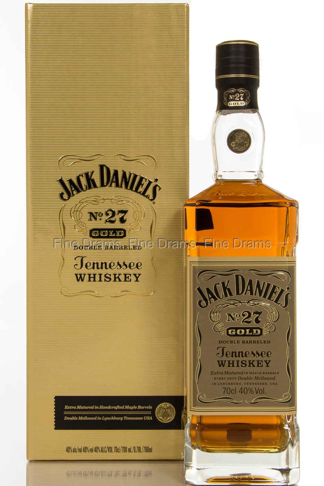 Jack Daniel\'s No. 27 Gold Bourbon Whiskey