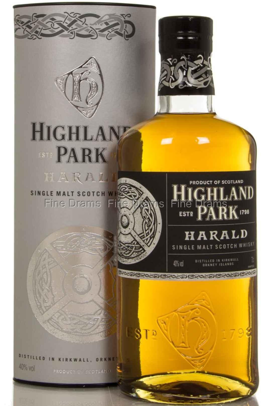 88ca451c68e Highland Park Harald Whisky