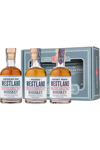 Westland Peated Whisky