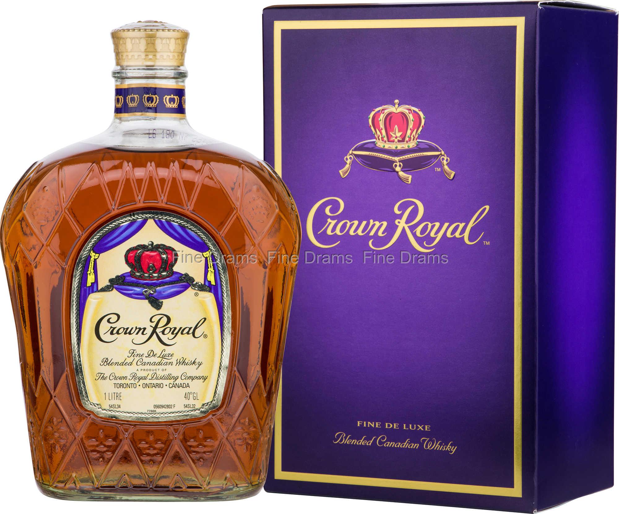 crown royal canadian whisky 1 liter. Black Bedroom Furniture Sets. Home Design Ideas