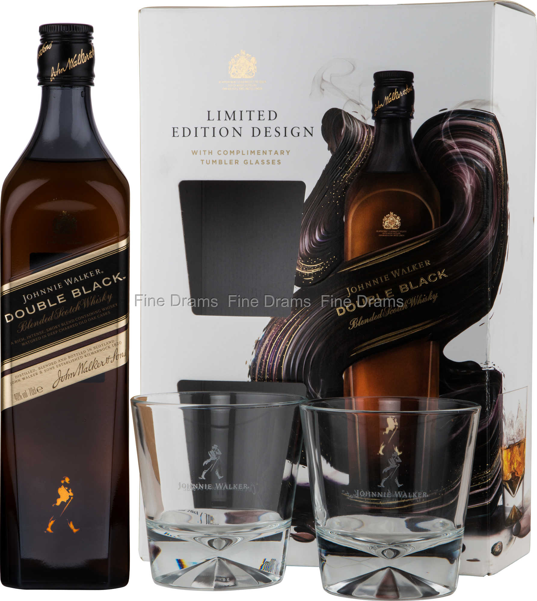 Johnnie Walker Double Black Whisky Gift