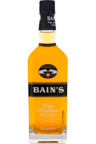 Bain 39 s south african whisky buy in online shop fine drams for Bain s cape mountain whisky