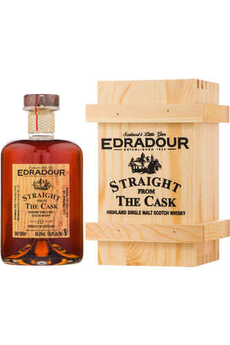 Straight From The Factory With Clint Black S Guitar: Edradour 10 Year Old 2004 Sherry Cask Whisky