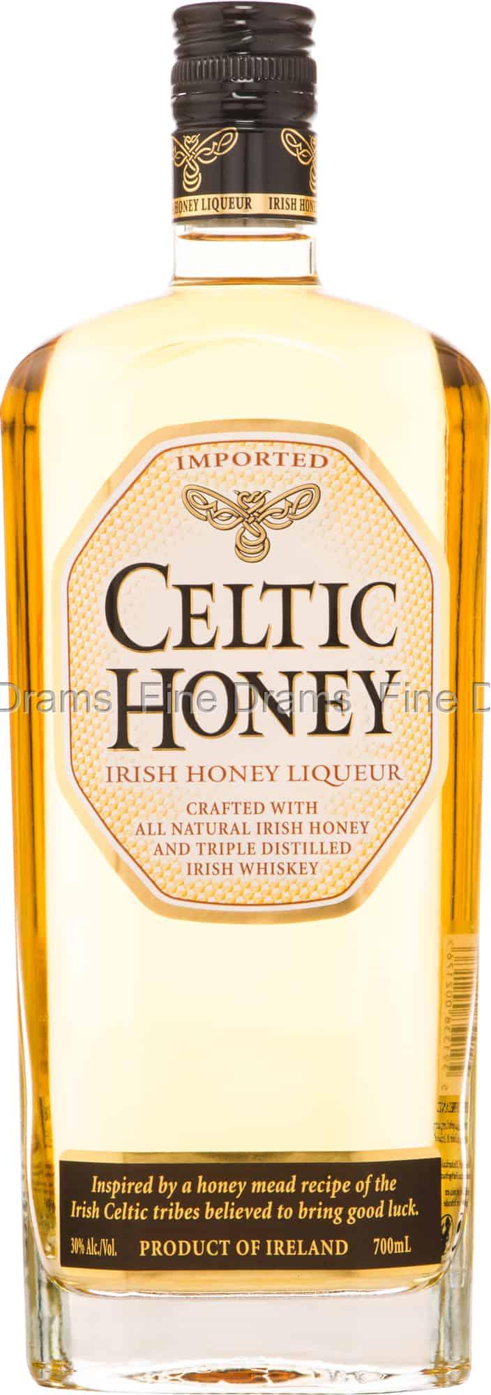Celtic Honey Irish Whiskey Liqueur