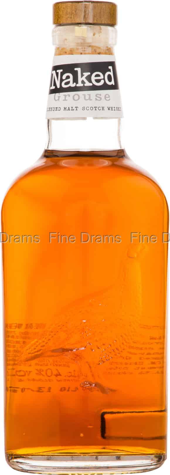 The Naked Grouse - Blended Whisky på bedste vis